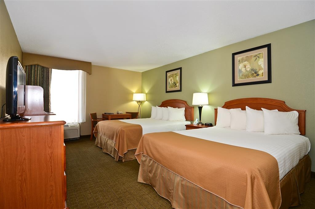 Best Western Executive Inn - The Best Western Executive Inn is a smoke-free and eco-friendly hotel.