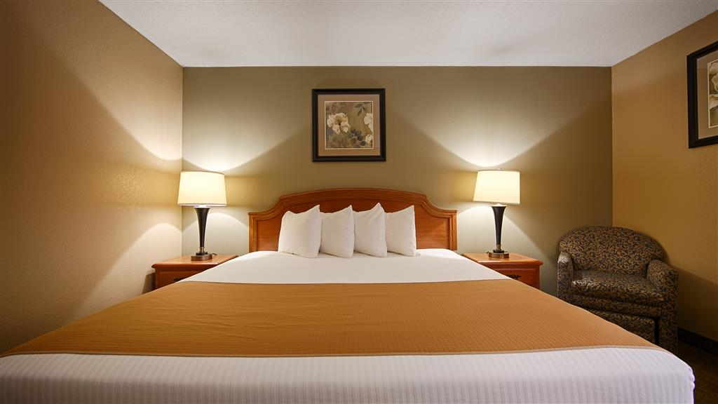 Best Western Executive Inn - Guest Room