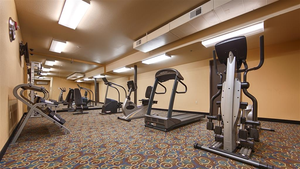 Best Western Scenic Hill Resort - Fitness Center