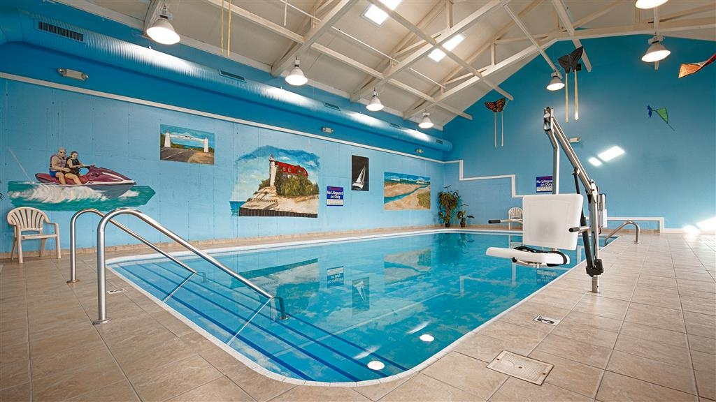 Best Western Scenic Hill Resort - Indoor Pool