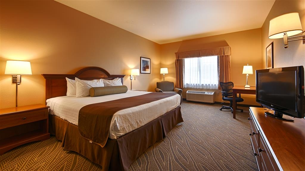 Best Western Scenic Hill Resort - Guest Room