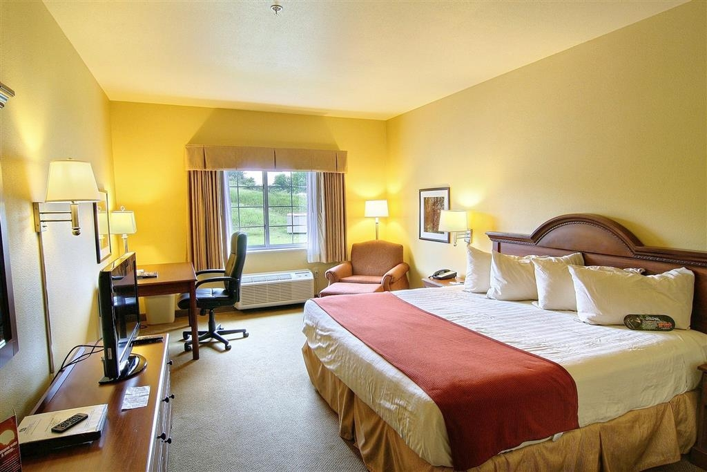 Best Western Scenic Hill Resort - Business Guest Room