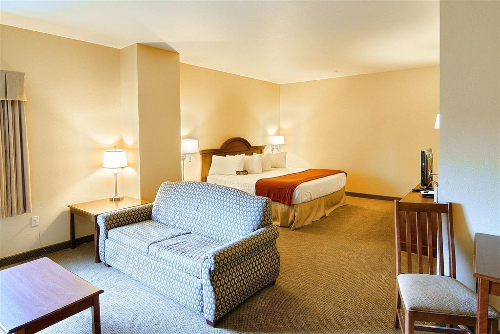 Best Western Scenic Hill Resort - Family Suite