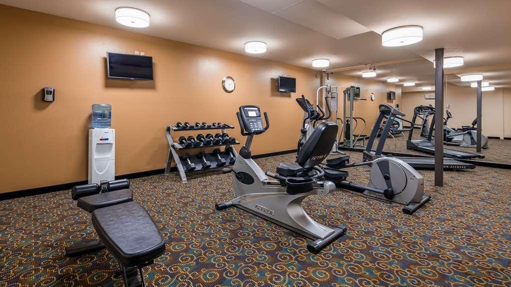 Best Western Scenic Hill Resort - Fitness Center