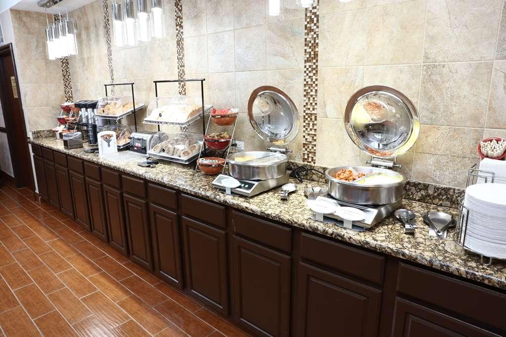 Best Western Hospitality Hotel & Suites - Frühstücksbuffet
