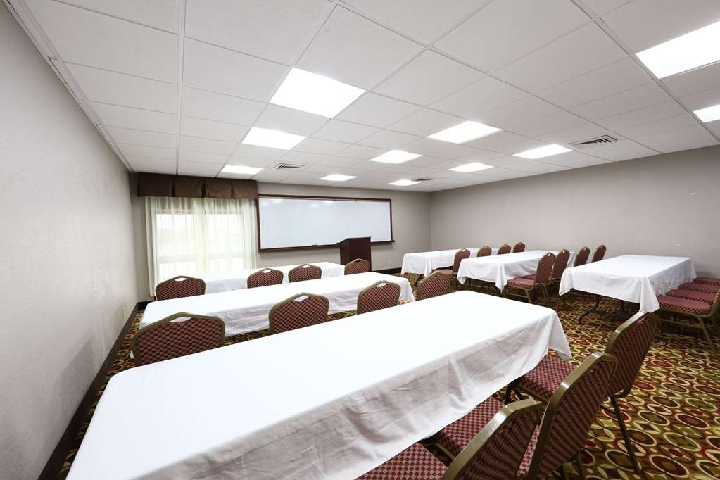 Best Western Hospitality Hotel & Suites - Need to schedule a meeting for business? We have space available for you and your clients.