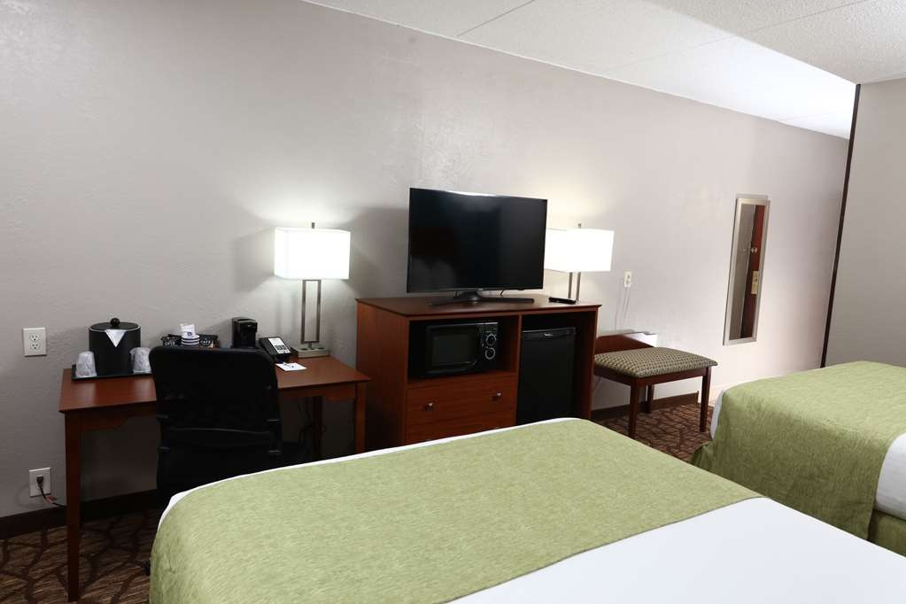 Best Western Hospitality Hotel & Suites - Enjoy our newly remodeled guest rooms.