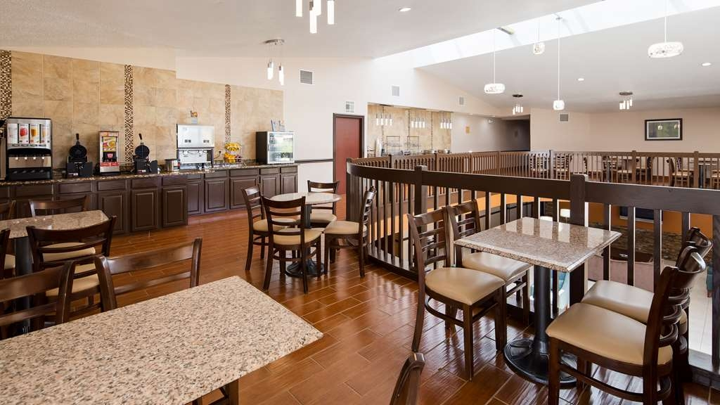 Best Western Hospitality Hotel & Suites - Restaurant / Gastronomie