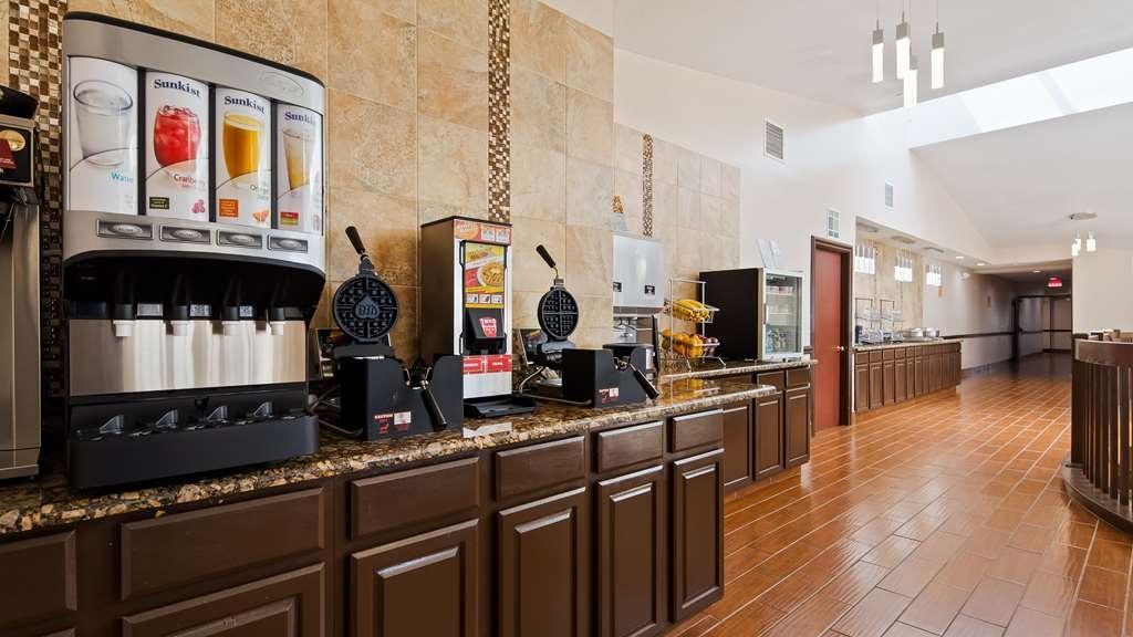 Best Western Hospitality Hotel & Suites - Ristorante / Strutture gastronomiche