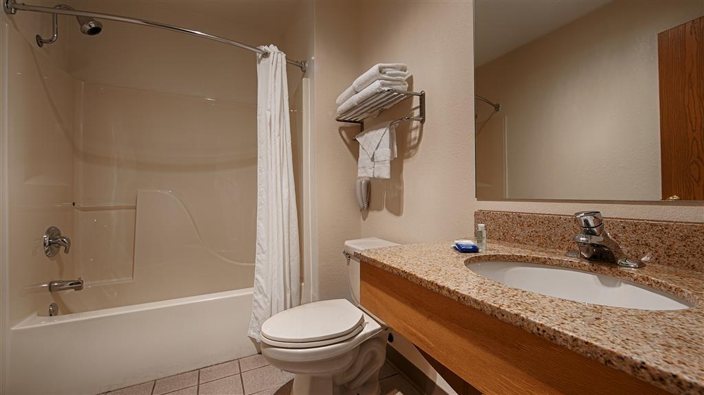 Best Western Lakewinds - Cuarto de baño de clientes