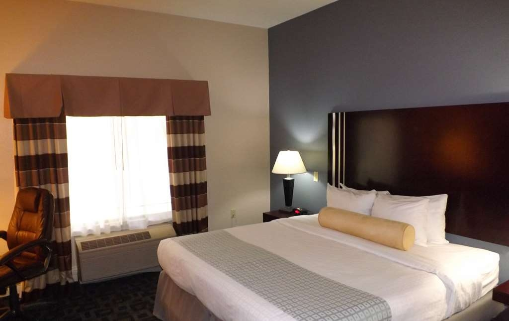 Best Western Plus Kalamazoo Suites - If you're looking for a little extra space to stretch out and relax, book one of our king guest rooms.
