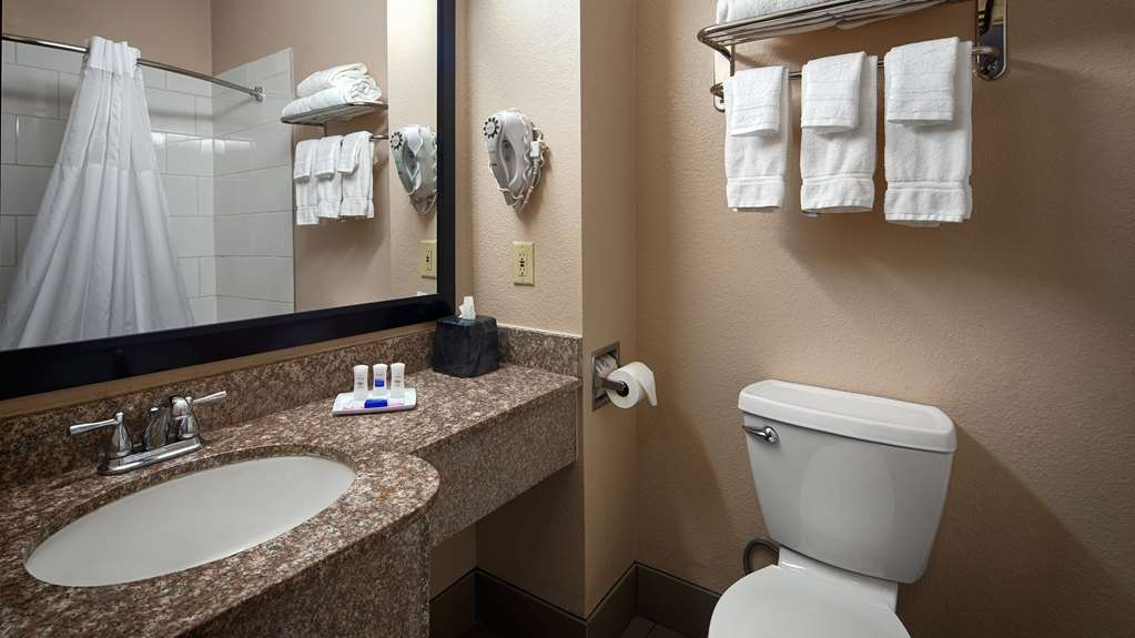 Best Western Plus Kalamazoo Suites - guest room bath