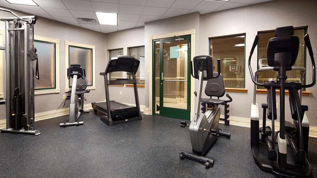 Best Western Plus Kalamazoo Suites - No need to take a break from your fitness routine when you stay with us.