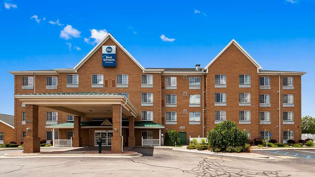 Best Western Executive Inn & Suites - Vista exterior