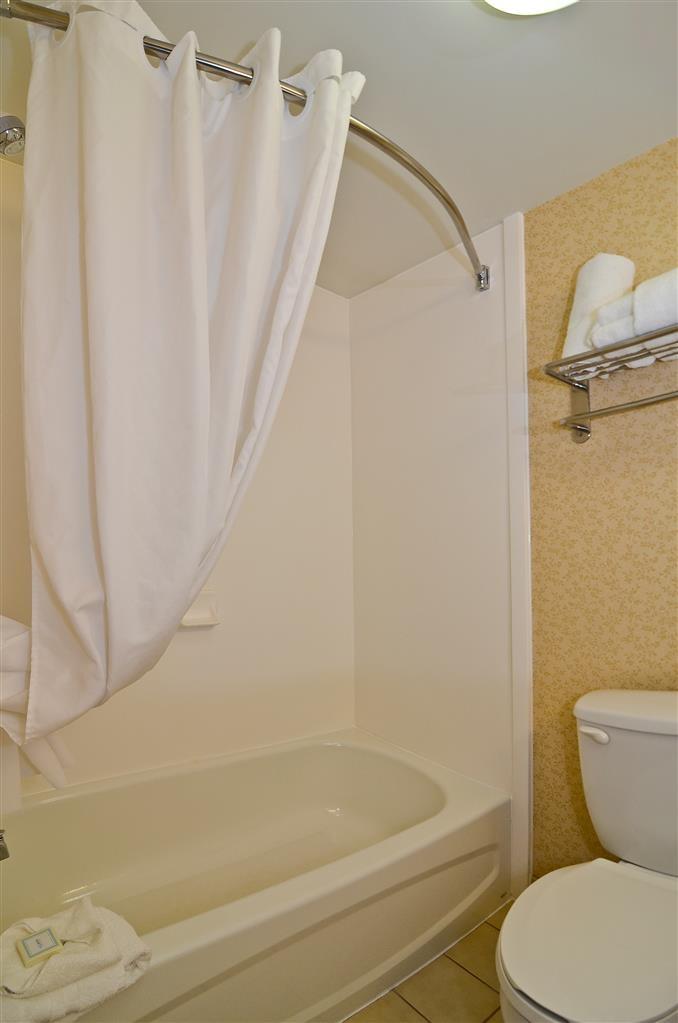 Best Western Executive Inn & Suites - Salle de bains