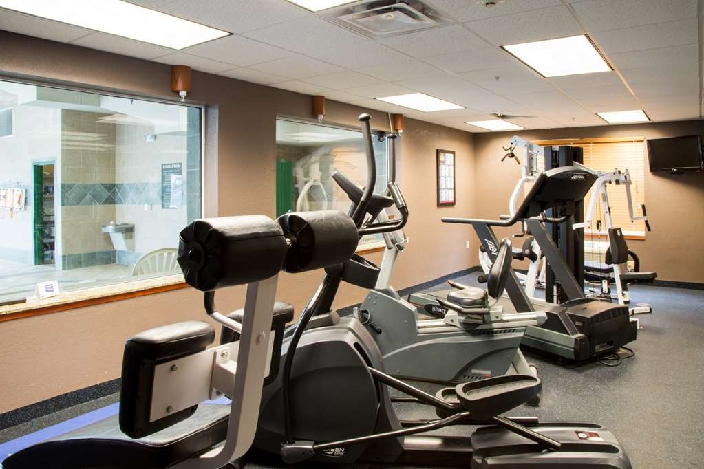 Best Western Executive Inn & Suites - Exercise Facility