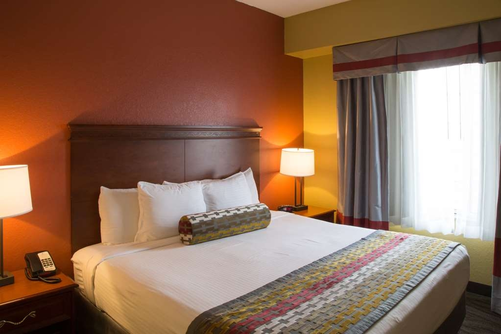 Best Western Executive Inn & Suites - Camera standard con letto king size