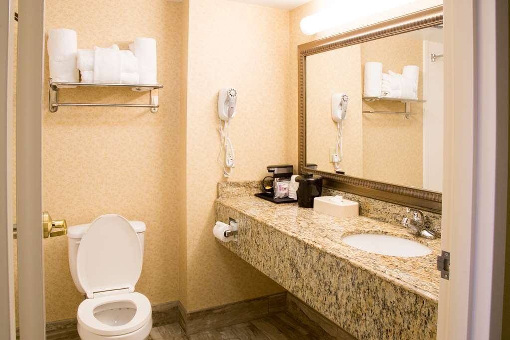 Best Western Executive Inn & Suites - Chambres / Logements