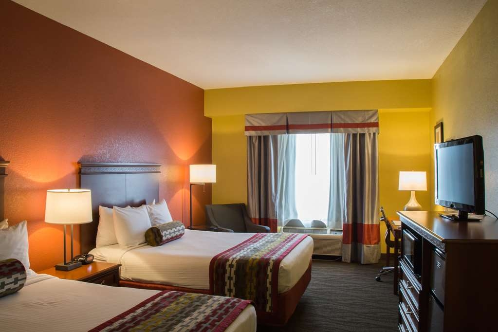 Best Western Executive Inn & Suites - Chambre