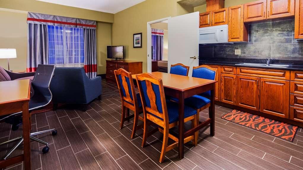 Best Western Executive Inn & Suites - Habitaciones/Alojamientos