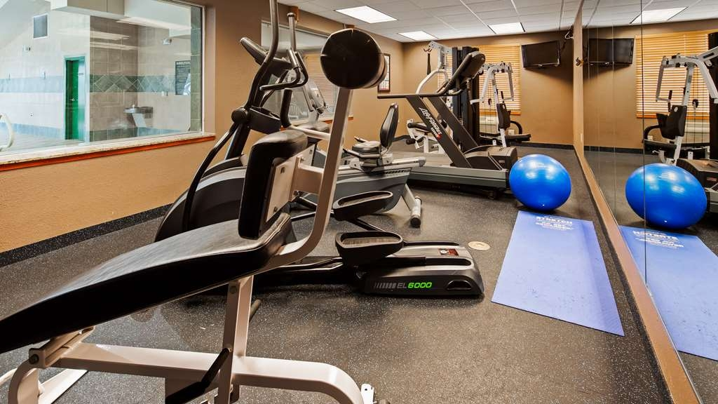 Best Western Executive Inn & Suites - Fitness Center