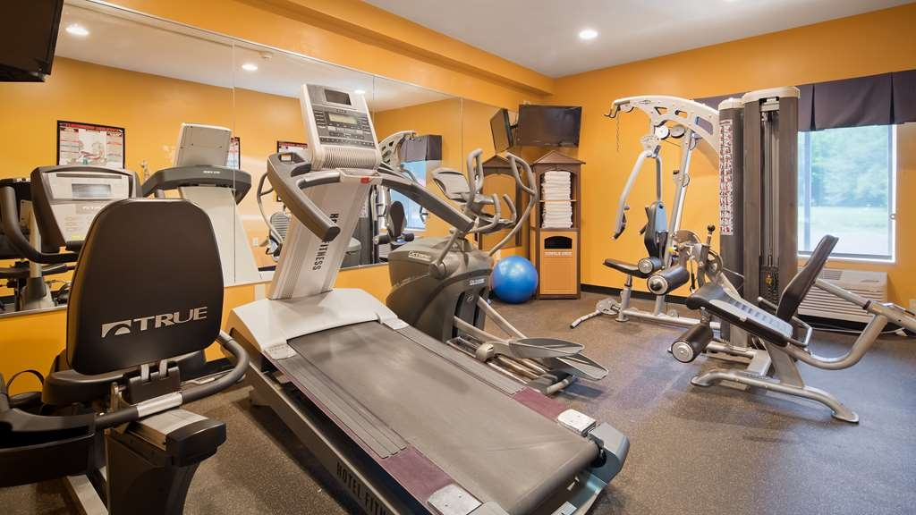Best Western Plus Coldwater Hotel - There is no need to take a break from your regular fitness routine during your stay with us.