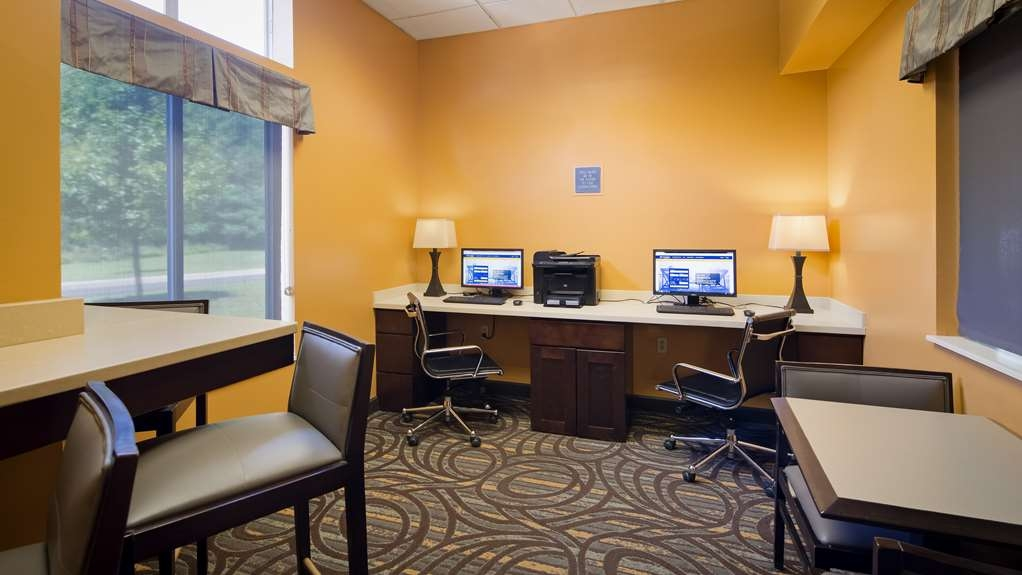 Best Western Plus Coldwater Hotel - Stay productive during your time away from home in our business center.