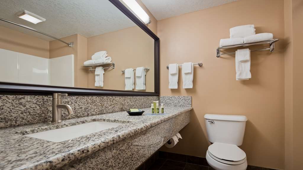 Best Western Plus Coldwater Hotel - We take pride in making everything spotless for your arrival.
