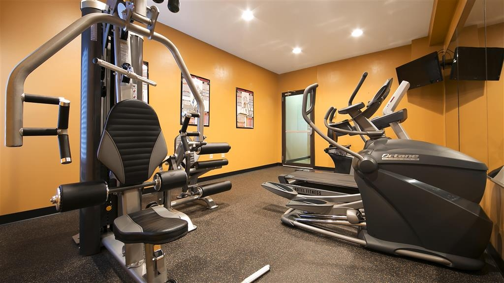 Best Western Plus Coldwater Hotel - Fitness Center