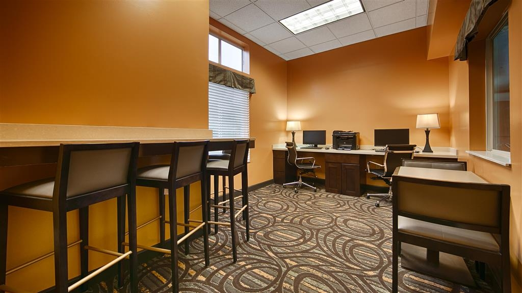 Best Western Plus Coldwater Hotel - Business Center