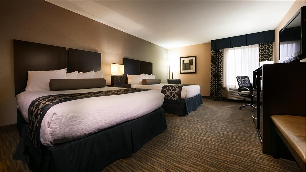Best Western Plus Coldwater Hotel - Double Queen Guest Room