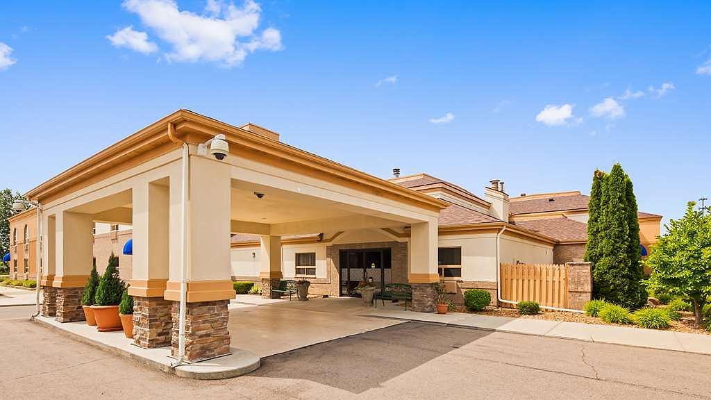 Best Western Davison Inn - Vista exterior