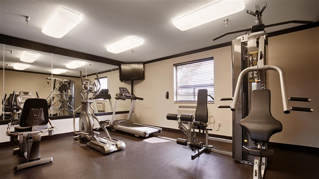 Best Western Davison Inn - Exercise Room