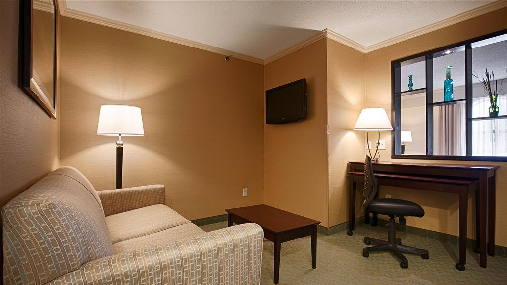 Best Western Davison Inn - Guest room
