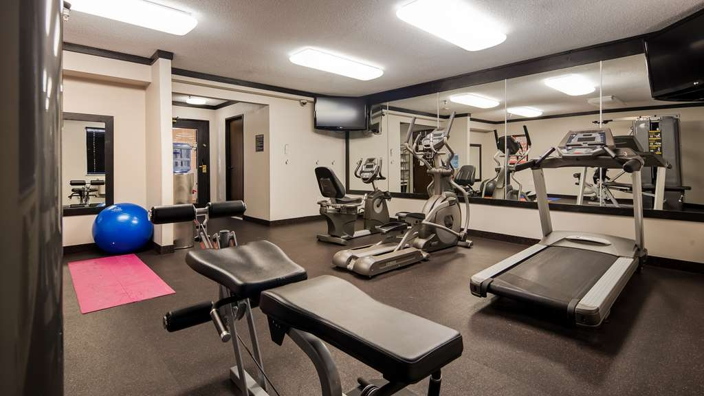 Best Western Davison Inn - Stay active in our exercise facility with cardiovascular equipment open from 7:00 a.m. to 11:00 p.m.