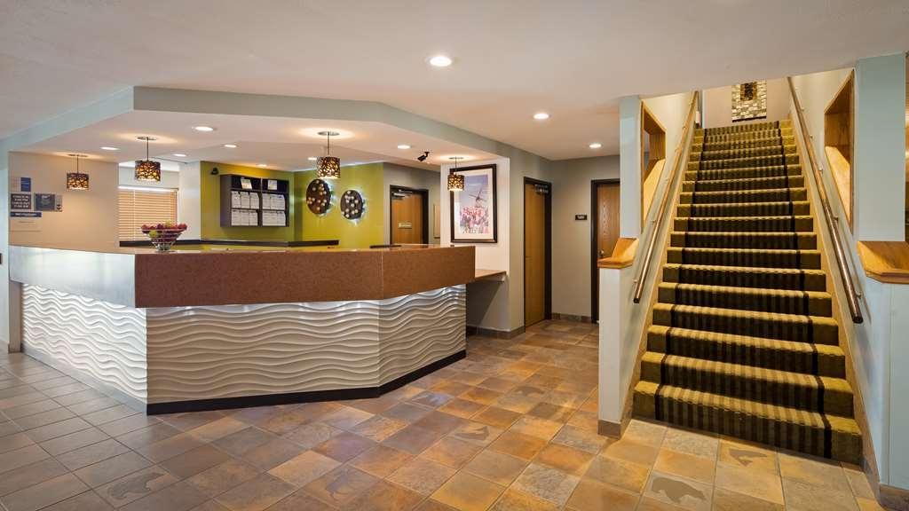 Best Western Plus Holland Inn & Suites - Vue du lobby