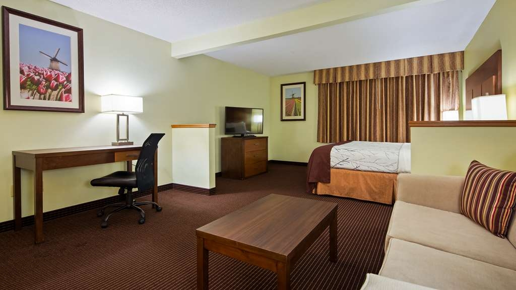 Best Western Plus Holland Inn & Suites - King Bed