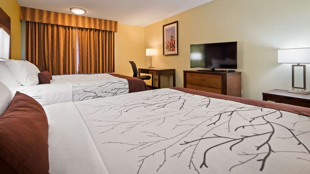 Best Western Plus Holland Inn & Suites - Chambres / Logements