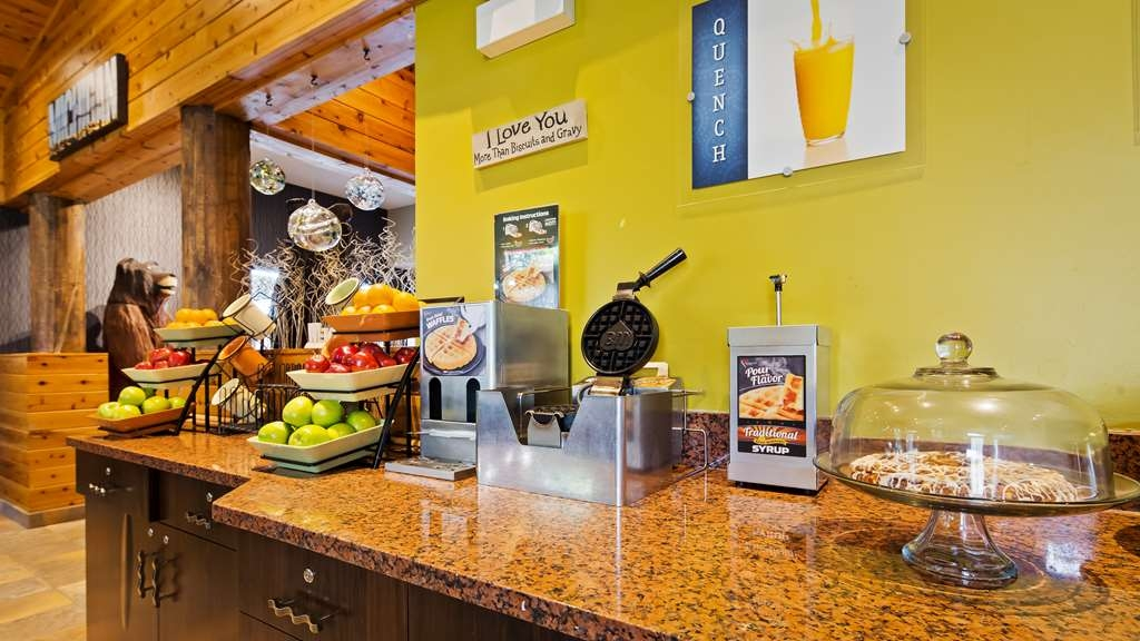 Best Western Plus Holland Inn & Suites - Restaurant / Etablissement gastronomique