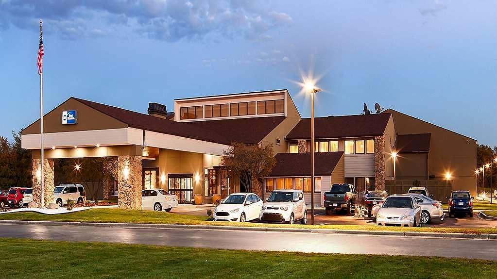 Best Western Benton Harbor-St. Joseph - Facciata dell'albergo