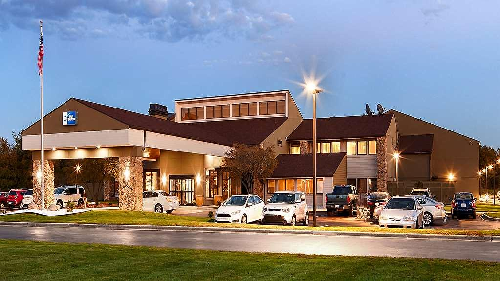 Best Western Benton Harbor-St. Joseph - Vista exterior