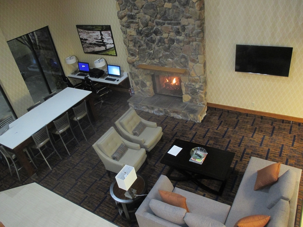 Best Western Benton Harbor-St. Joseph - Lobby and Business Area