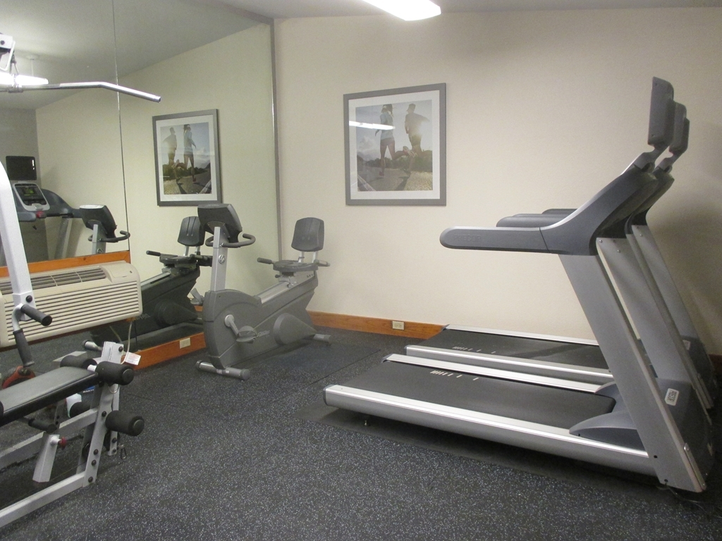 Best Western Benton Harbor-St. Joseph - Exercise Center