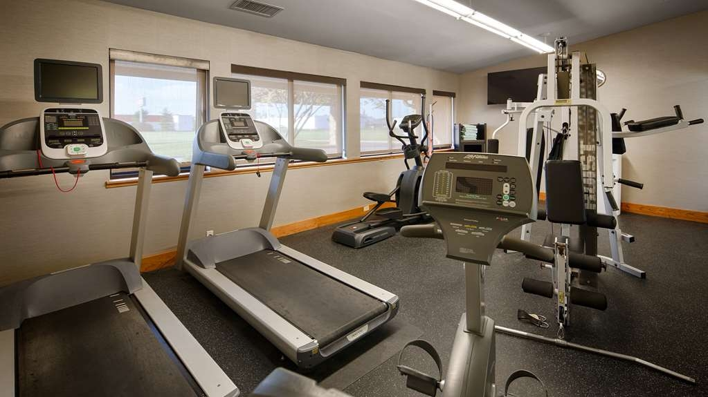 Best Western Benton Harbor-St. Joseph - Fitness Center