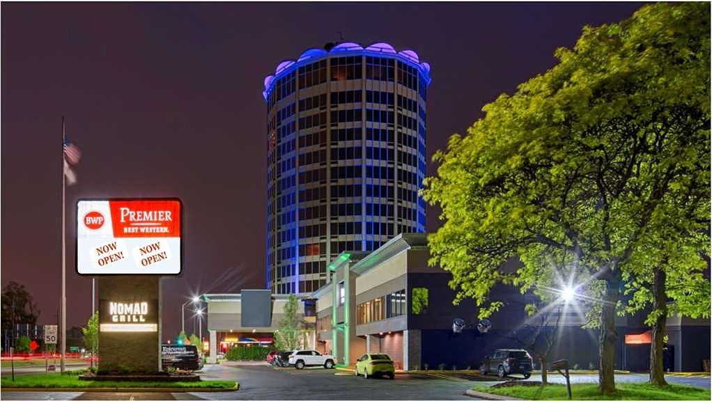 Best Western Premier Detroit Southfield Hotel - Vista Exterior