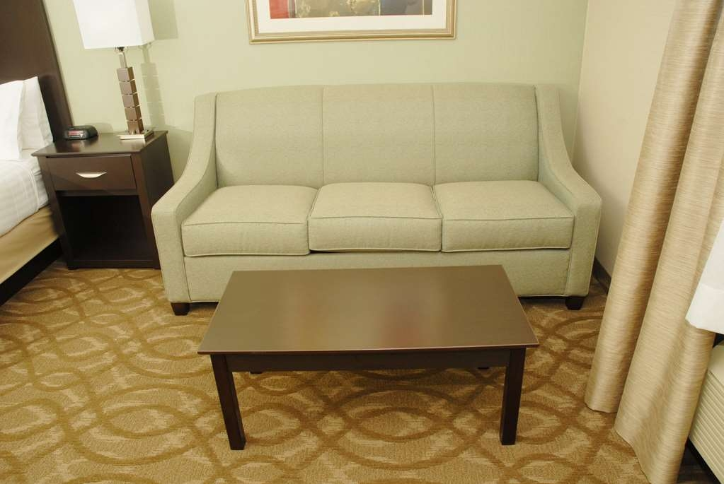 Best Western Okemos/East Lansing Hotel & Suites - King Guest Room with Pull-out Sofabed