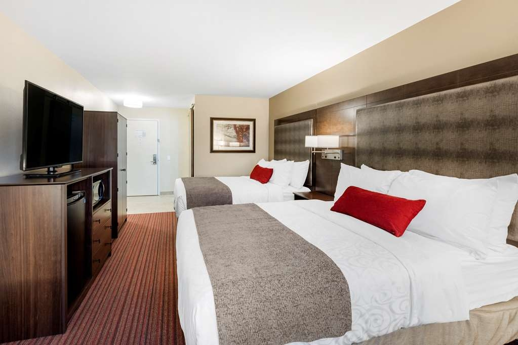 Best Western Plus Grand Castle Inn & Suites Grand Rapids West - Camere / sistemazione