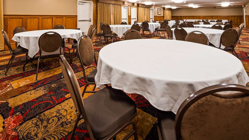 Best Western Plus Grand Castle Inn & Suites Grand Rapids West - Sale conferenze