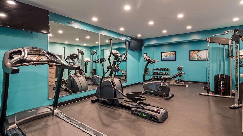 Best Western Dundee - Fitnessstudio