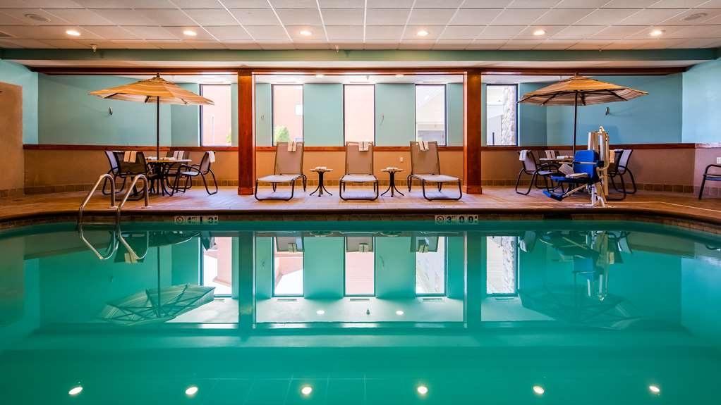 Best Western Dundee - Vue de la piscine